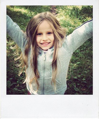 Zoey Polaroid