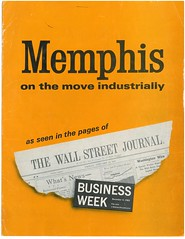 """Memphis: on the move industrially"" [ca. 1966] page 1 of 6"
