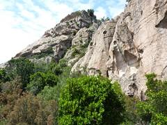 Montée au sommet du Castellacciu par la face Sud : les deux couloirs SE