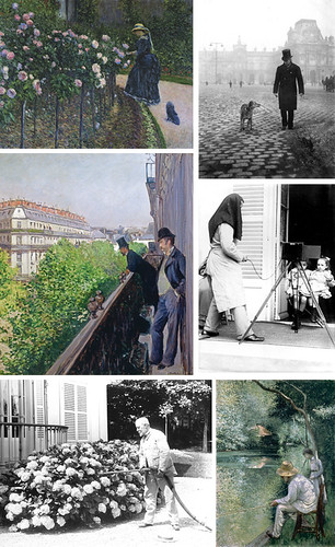 Caillebotte Brothers at the Musee Jacquemart-Andre, Paris