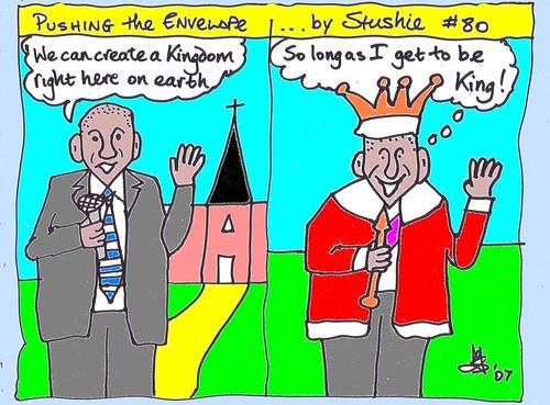 recent obama political cartoons. Political Cartoon : Crowning