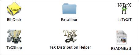 Installer Latex sur Mac 13