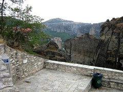 Meteora (cod_gabriel) Tags: abbey rock rocks greece monastery grecia heights griechenland grce height grece meteora grcia griekenland yunanistan grekland grecja   grkenland hellenicrepublic grgorszg  ecko        yunani