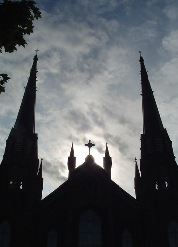 St. Dunstan's Basilica in Charlottetown