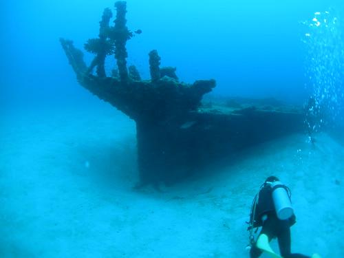 Wreck / 沈船(ちんせん)