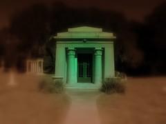Step by step (Dizzee Dayzee) Tags: cemeteries eerie bec cemeteryart anawesomeshot moodyspooky