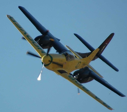 Warbird picture - F7F