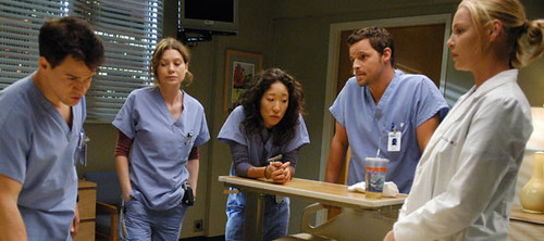grey's anatomy by predestined.