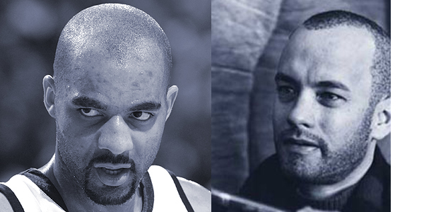 Carlos Boozer and Tom Hanks