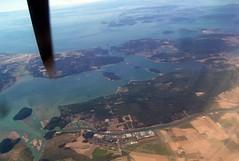 Deception Pass and Fidalgo Island.