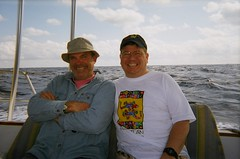 Steve & Rick 1 (rajewsr) Tags: from sailboat bay fort lauderdale delivery chesapeake 115 11112007