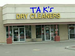 taks dry cleaners