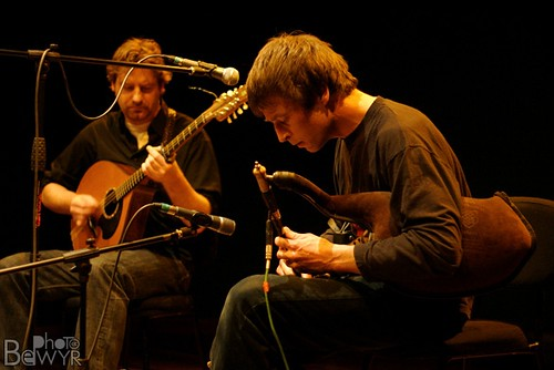 Eoin Dillon & Frank Tate