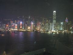 Hong Kong from Hutong 2 (austenbrown) Tags: hongkong victoriaharbor