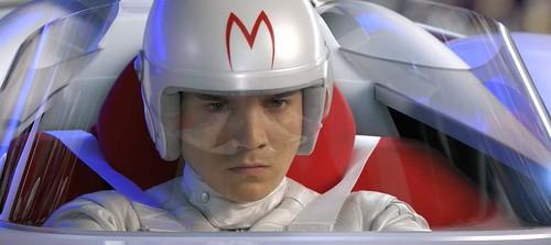 speed racer helmet