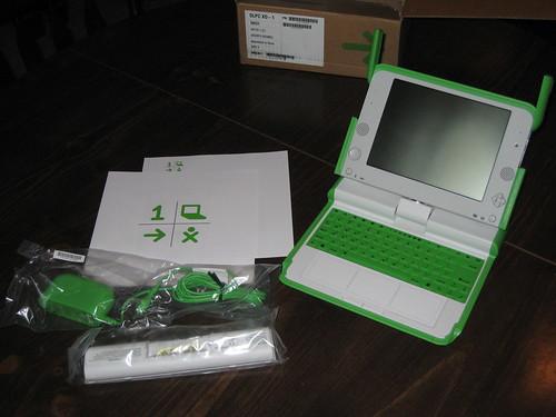 OLPC hardware
