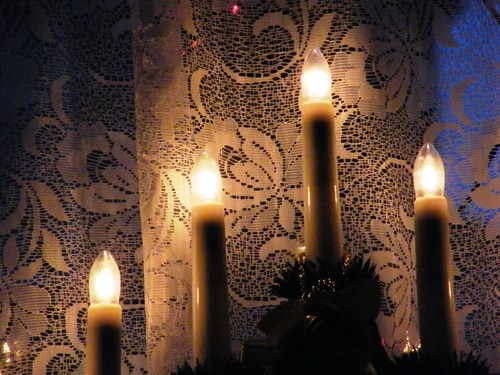 Candles in a Window