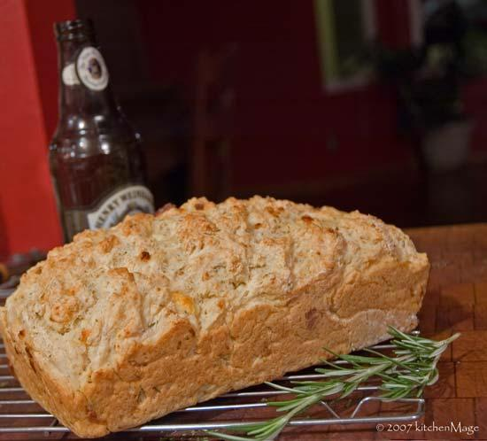 feta beer bread