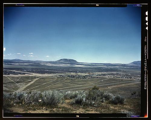 Tule Lake Internment Camp Site