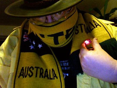 Australian desperado (072/365)