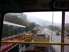 工潮堵塞公路
