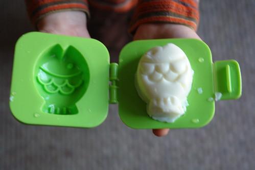 Japanese Egg Mold