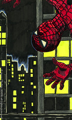 Post-It Note: Spidey