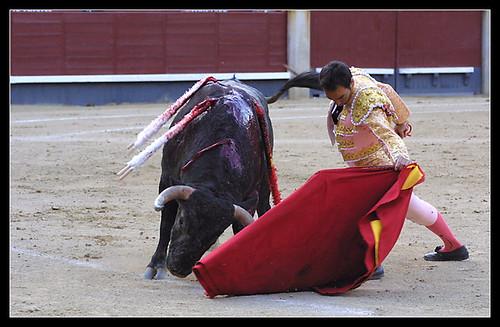 """Guitarrero con """"El Cid"""""""
