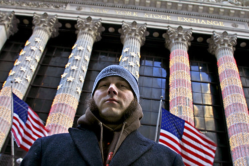 Paul at the NYSE