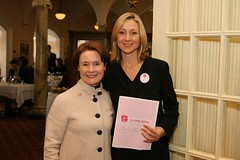 "Penny with Belinda Stronach at 'The launch of the Pink Book' • <a style=""font-size:0.8em;"" href=""http://www.flickr.com/photos/21584185@N07/2211678355/"" target=""_blank"">View on Flickr</a>"