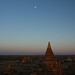 moon over Bagan 2