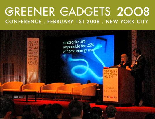Greener Gadgets Conference, Marc Alt, Jill Fehrenbacher