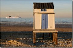 La cabane sur la plage