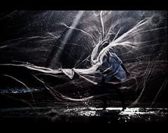 Caught in the Net of Life (Yug_and_her) Tags: life india man net photoshop river fisherman adobe incredible andhra lightroom godavari yuga anawesomeshot diamondclassphotographer flickrdiamond tammareddy yugandhar