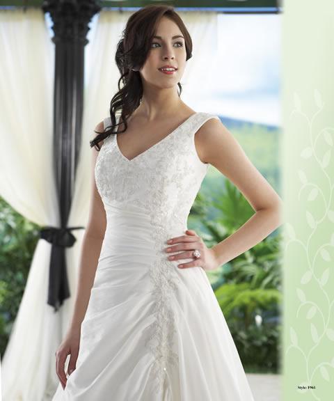 vestidos de novia baratos vizcaya