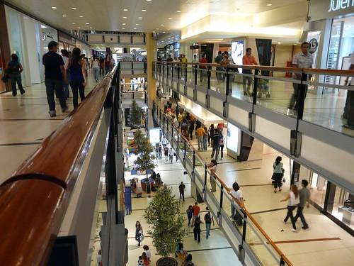 Interieur du Shopping Abasto
