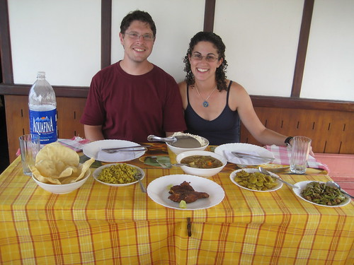 Houseboat Meal