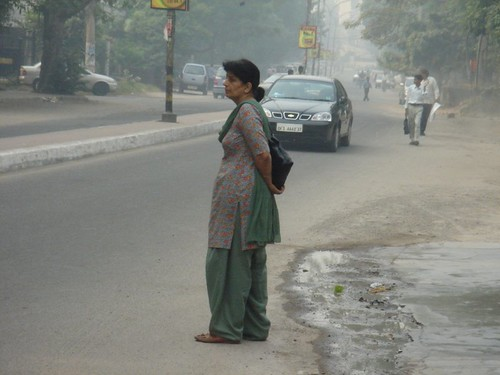 Women's Day Special - Chasing the Working Women of Delhi