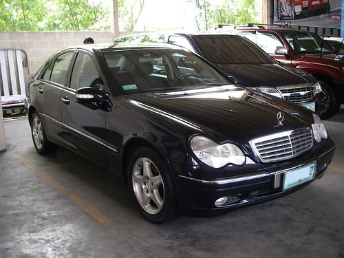 Mercedes C200 Kompressor Elegance. Mercedes Benz C200 Kompressor