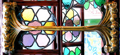 Barcelona - Diagonal 420 27 (Arnim Schulz) Tags: barcelona espaa building art architecture liberty spain arquitectura arte kunst edificio catalonia equipment artnouveau gaud architektur catalunya espagne btiment gebude modernismo catalua spanien modernisme einrichtung edifici jugendstil espanya katalonien stilefloreale eixample equipamento belleepoque baukunst emmnagement equipament equipamiento