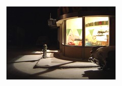Hopper-esque Toy-Store (Michael Paul Smith) Tags: scale miniatures models dioramas diecastcars