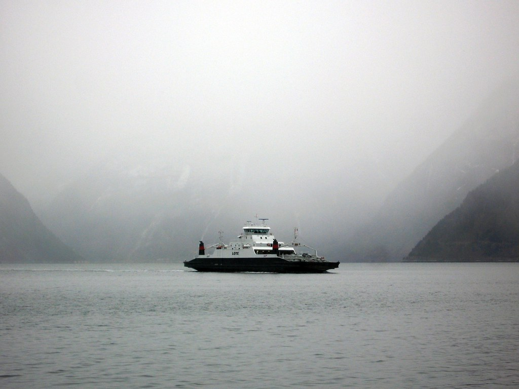 Car ferries sognefjord norway - M F Lote Kokonis Tags Travel Winter Car Norway Fog Ferry Easter