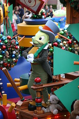 Disneyland Dec 2007 - A Christmas Fantasy Parade
