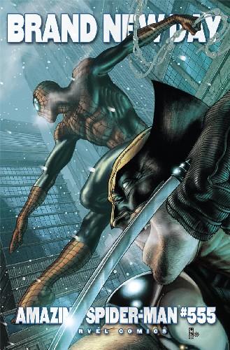 Amazing Spiderman #555