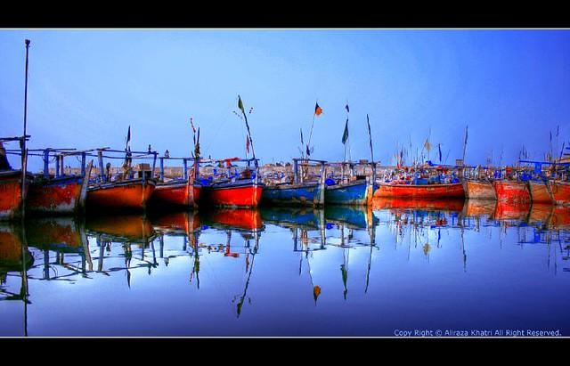 Gadani Harbor