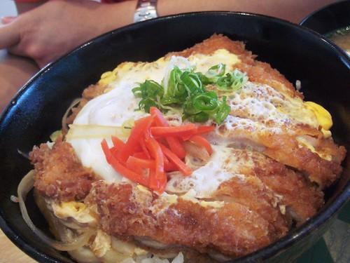 Tonkatsu don@Top Noodle