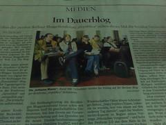 re:publica 08: Tagesspiegel-Artikel