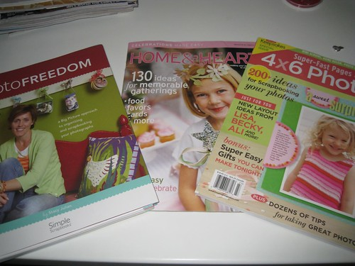 new scrapbook idea books