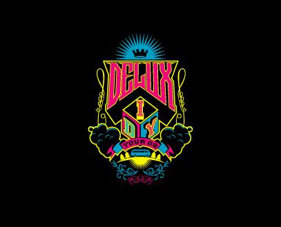 Delux DIY Tour 08 - Tshirt