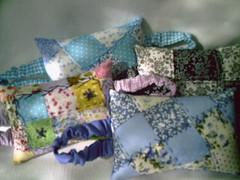 Pra-porta patchwork (Panos e Contas) Tags: porta patchwork tecido algodo maaneta praporta